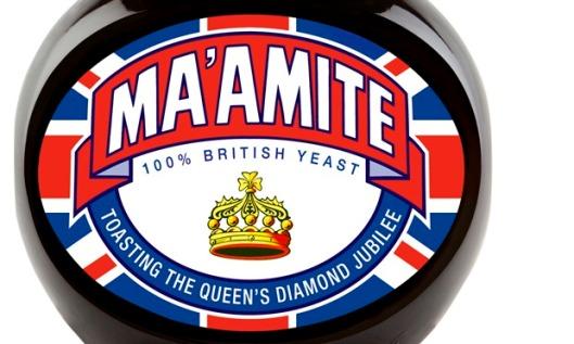 Jubilation - Thanks, Ma´am! - Celebratory Marmite jar